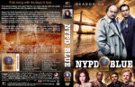 NYPD Blue – Season 5 (1997) R1 Custom Covers