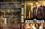 NYPD Blue – Season 8 (2001) R1 Custom Covers