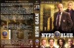 NYPD Blue – Season 8 (2001) R1 Custom Covers