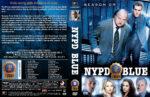 NYPD Blue – Season 9 (2001) R1 Custom Covers
