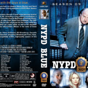 NYPD Blue - Season 9 (2001) R1 Custom Covers