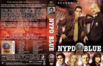 NYPD Blue – Season 10 (2002) R1 Custom Covers