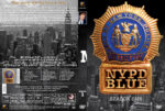 NYPD Blue – Seasons 1-10 (spanning spine) (1993-2002) R1 Custom Covers