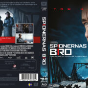 Bridge Of Spies (2015) R2 Blu-Ray Nordic Cover