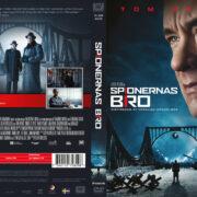 Bridge Of Spies (2015) R2 DVD Nordic Cover