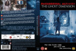 Paranormal Activity 5 The Ghost Dimension (2015) R2 DVD Nordic Cover