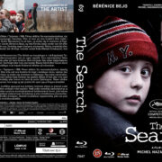 The Search (2014) R2 Blu-Ray Nordic Cover