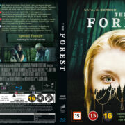 The Forest (2016) R2 Blu-Ray Nordic Cover