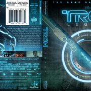 Tron Legacy (2011) R1 Custom Blu-Ray Cover