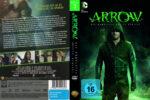 Arrow Staffel 3 (2014) R2 German Custom Cover & labels