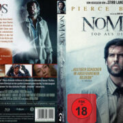 Nomads (1986) R2 Custom Blu-Ray Cover & label