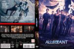 Allegiant (2016) R0 CUSTOM Cover & label
