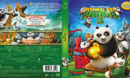 Kung Fu Panda 3 (2016) R2 Blu-Ray Swedish Cover
