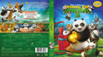 Kung Fu Panda 3 (2016) R2 Blu-Ray Swedish Cover