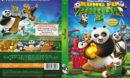 Kung Fu Panda 3 (2016) R2 DVD Swedish Cover