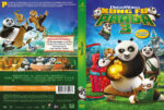 Kung Fu Panda 3 (2016) R2 DVD Swedish Cover