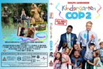 Kindergarten Cop 2 (2016) R2 Custom DVD Cover