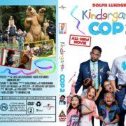 Kindergarten Cop 2 (2016) R2 Custom DVD Cover