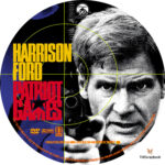 Patriot Games (1992) R1 Custom Labels