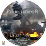 Pearl Harbor (2001) R1 Custom Labels