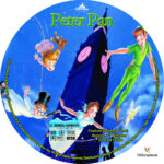 Peter Pan (1953) R1 Custom Labels