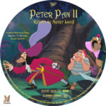 Peter Pan II (2002) R1 Custom Labels
