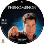 Phenomenon (1996) R1 Custom Labels