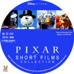 Pixar Short Films Collection – Volume 1 (2007) R1 Custom Label