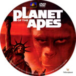 Planet of the Apes (1967) R1 Custom Label
