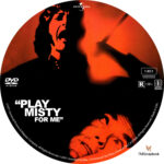 Play Misty for Me (1971) R1 Custom Label