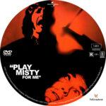 Play Misty for Me (1971) R1 Custom Label