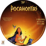 Pocahontas (1995) R1 Custom Label