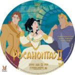 Pocahontas II (1998) R1 Custom Labels