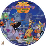 Pooh's Heffalump Halloween Movie (2005) R1 Custom Labels