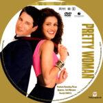 Pretty Woman (1990) R1 Custom Label