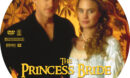 The Princess Bride (1987) R1 Custom Labels
