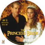The Princess Bride (1987) R1 Custom Labels
