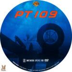 PT 109 (1963) R1 Custom Labels