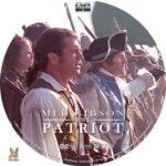 The Patriot (2000) R1 Custom Labels