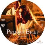 The Pelican Brief (1993) R1 Custom Label