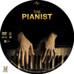 The Pianist (2002) R1 Custom Labels