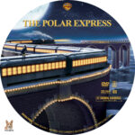The Polar Express (2004) R1 Custom Labels
