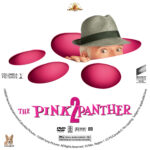 The Pink Panther 2 (2009) R1 Custom label