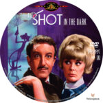 A Shot in the Dark (1964) R1 Custom Label