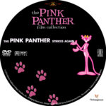 The Pink Panther Strikes Again (1976) R1 Custom Labels