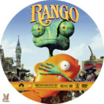 Rango (2011) R1 Custom Label