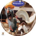 Ratatouille (2007) R1 Custom Label