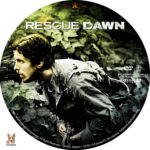 Rescue Dawn (2007) R1 Custom Labels