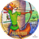 Robin Hood (1973) R1 Custom labels