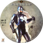 RoboCop (1987) R1 Custom label